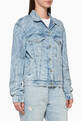 thumbnail of Erika Denim Boyfriend Jacket      #0