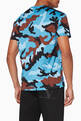 thumbnail of Camouflage Print T-Shirt         #2