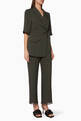 thumbnail of Astero Wrap Front Jumpsuit   #0