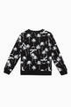 thumbnail of Palm-Print Sweatshirt #2