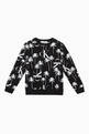 thumbnail of Palm-Print Sweatshirt #0