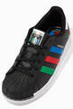 thumbnail of Superstar Sneakers in Leather     #3