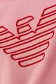 thumbnail of EA Macro Eagle Jersey Sweatshirt      #3