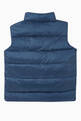 thumbnail of Nylon Puffer Vest    #2