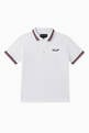 thumbnail of Cotton Piqué Polo Shirt  #0
