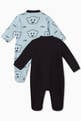 thumbnail of Manga Bear Jersey Babygrow Set   #1