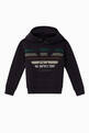 thumbnail of EA Embroidered Eagle Jersey Sweatshirt     #0