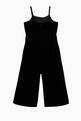 thumbnail of Chenille Silk Wide-Leg Jumpsuit  #2