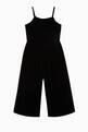 thumbnail of Chenille Silk Wide-Leg Jumpsuit  #0