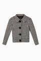 thumbnail of Houndstooth Blazer Jacket    #0
