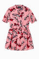 thumbnail of Sunglasses Print Dress    #0