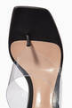 thumbnail of Lotus 70 Plexi Sandals in Leather     #4