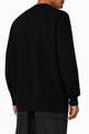 thumbnail of Gym Wear Crewneck Sweater in Cashmere Knit   #2