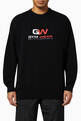 thumbnail of Gym Wear Crewneck Sweater in Cashmere Knit   #0