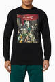thumbnail of Caravaggio Painting Cotton T-Shirt     #0