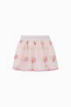 thumbnail of Floral Embroidered Tulle Skirt   #0