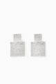 thumbnail of Flexi Double Square Earrings   #0