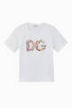 thumbnail of Floral DG Jersey T-shirt     #0