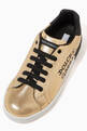 thumbnail of Portofino Grafitti Sneakers in Leather   #3