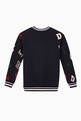 thumbnail of Logo Patch Jersey Sweatshirt     #2