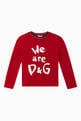 thumbnail of We Are D&G Jersey T-Shirt        #0