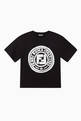 thumbnail of Logo Stamp Cotton T-Shirt    #0