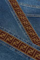 thumbnail of FF Band Denim Jeans    #3