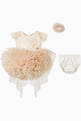 thumbnail of Butterfly Tulle Puff Dress & Bloomers       #1