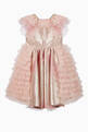 thumbnail of Ombré Tulle Ruffled Dress  #2