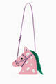 thumbnail of Horse Shoulder Bag in Faux Leather    #0