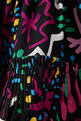 thumbnail of Fireworks Viscose Twill Skirt   #3