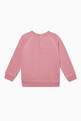 thumbnail of Terry Note Cotton Sweatshirt   #1