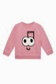 thumbnail of Terry Note Cotton Sweatshirt   #0