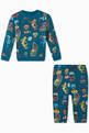 thumbnail of Music Monsters Cotton Tracksuit   #1