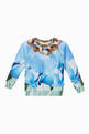 thumbnail of Marina Petals Organic Cotton Sweatshirt    #0
