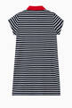 thumbnail of Logo Stripe Polo Dress    #1