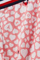 thumbnail of Heart Print Jersey Leggings  #3