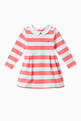 thumbnail of Rugby Stripe Cotton Terry Dress    #0