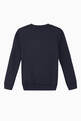 thumbnail of Organic Cotton Removable Badges Sweatshirt   #2