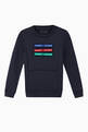 thumbnail of Organic Cotton Removable Badges Sweatshirt   #0