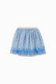 thumbnail of GG Garland Embroidered Tulle Skirt        #2