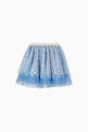 thumbnail of GG Garland Embroidered Tulle Skirt        #0
