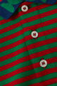 thumbnail of GG Embroidered Striped Polo T-Shirt   #3