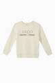 thumbnail of Faded Logo Sweatshirt   #0