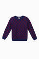 thumbnail of GG Intarsia Wool Jumper    #0