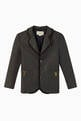 thumbnail of Interlocking G Wool Jacket #0