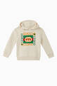 thumbnail of Gucci Print Hooded Sweatshirt   #0