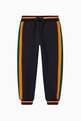 thumbnail of Contrast Striped Jersey Sweatpants    #0