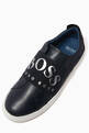 thumbnail of Logo Band Sneakers in Leather   #3