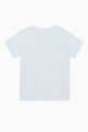 thumbnail of Tricolor Striped Jersey T-Shirt    #2